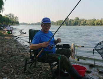 Zawody międzykołowe na jeziorze Gopło  1.09.2019r